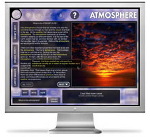 Atmosphere monitor