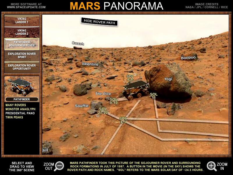 mars mission update - photo #5