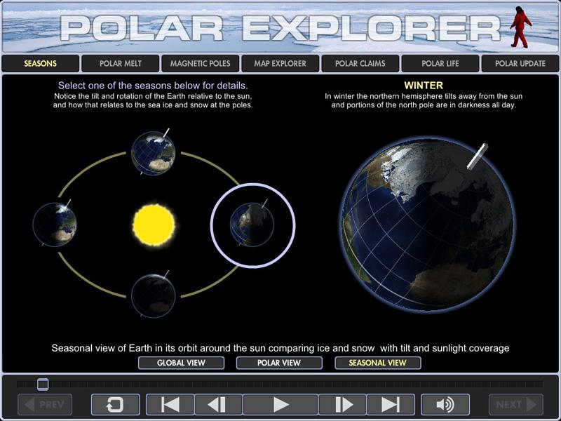 earth orbit seasons interactive - photo #1
